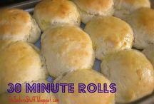 Bread Recipes / by Jana Chupp