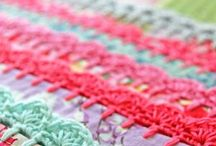 knit and crochet / by Michelle Payne