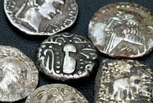 Coins  / by Nina Baerga Pecoraro
