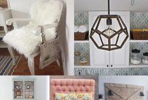 DIY/Crafts: Furniture / Projects & Inspriation / by Amelia Kleymann