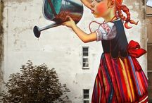 Street Art / by Una idea, un viaje