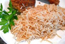 Rice...pilaf...biryani...n more... / by Shahida Ali