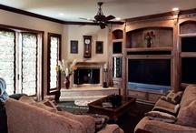 Room - Living Room / by Tara Carpenter