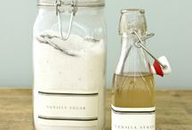 Condiments/Helpful Cooking Tidbits / by Victoria Meade