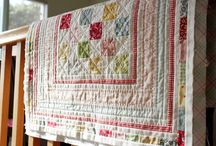 quilting / by Karen