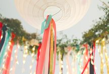 Party   Simple Decorations  / by Claire Archbold