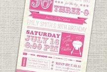 30th bday party ideas / by Christan Phillips