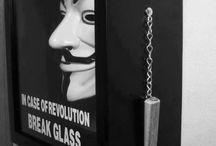 Rise, Rebel, Resist / Revolution  / by Jeni Horton
