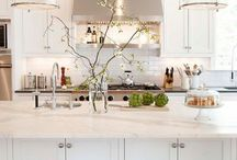 Beautiful Kitchens! / by Myra Piloni