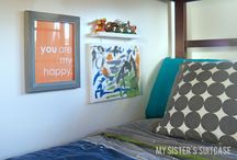 Kids room / by Melissa Stone