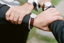 Groomsmen attire and gifts. / by Alissa Sanders