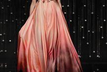 Dress; Coral / by Melinda Taylor