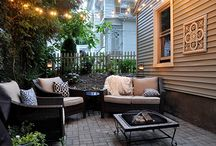 Deck & Patio Lighting / Get inspired with creative and unique outdoor lighting for your deck or patio.    / by Pegasus Lighting
