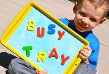 Baby & Kid activities / by Nichola Chambers