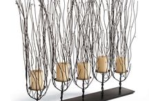 Home interior accessories / by Lisa Milliner Canavan