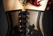 Corsets / by Tickleberry