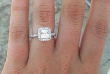 Engagement ring / by •