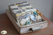 SoulCollage® Boxes / by Susan Cadley