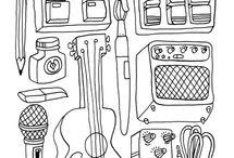 Music stuff that's cool / by Richard Crandall