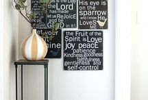 Wall Display / by Lisa Owens