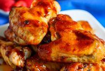 Chicken!Chicken and more Chicken! / by Amy Gabriel