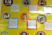 Education: Social studies / by Amy Jo Summers