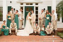 Blush Weddings / Real Blush Weddings / by blush by brandee gaar