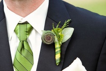 Boutonnieres / by Petal Pushers Inc. and Magnolia - Exquisite Florals & Event Decor