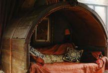 BEDROOMS / by Terri VanTassel