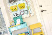 Craft Room / by Clarissa Polson