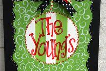 Christmas / by Tasha Young