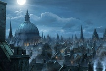 Victorian London or thereabouts. / by Paul Garland