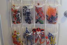Toy storage / by Susan Rajkowski