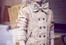 Kids' Fashion / by Pernille Dresler