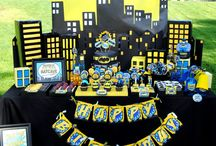 batman / Be the Super Hero and create a Batman themed celebration, perfect for boys of all ages. Grab your cape and let's get this party started! / by Bakery Crafts