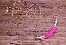 diy or buy? // jewelry.  / by Jin Chu-Ferrer