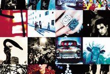 Film, music & books. / by Sally Stap
