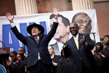 Rock Me Like a Herman Cain South Cain-olina Primary Rally / by Colbert News Hub