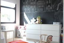 Superboy's Room / Fab ideas for my Superboy's bedroom x / by Kara R