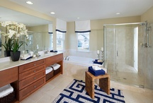 Bathrooms by M&S / by Miller and Smith