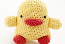 Crochet - Toys, Dolls, Amigurumi, Characters / by Brenda Tigano-Thomas Pacheco