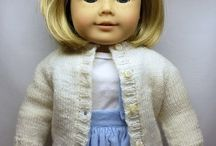 American Girl Doll Clothes Patterns / by Erin Kane