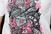 T-shirt / by Carina Reis