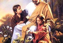 Beautiful Pictures of Christ / Religious Pictures / by Leslie Powers