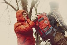Backpacking / by Drungli