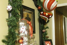 My Christmas Home  / Snap shots of My Christmas Decor from 2011.  / by Krystle Walsh