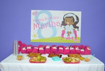 Ahhhh Spa Party / Girly 7th birthday spa themed soiree / by PryorityPlanning