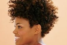 Natural Hair Styles / by Merli Desrosier