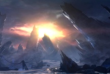 Video Game Art / by GAMElitist.com