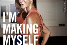 Working on my Fitness / by Carrie Maddox Rae